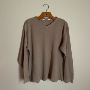 PERRY ELLIS V-Neck Pullover Sweater